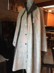 展示中のギャラリ-・着物リメイク